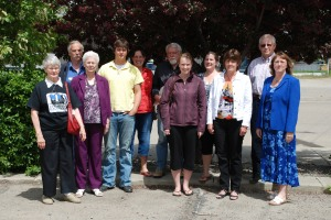 Vulcan Regional Heritage Project Steeering Committee - a collaboration between area municipalities (2011).