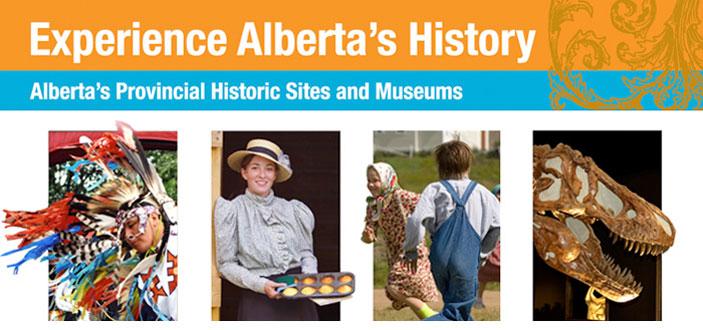 Experience Alberta's History