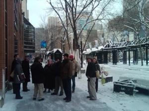 Stephen Avenue Walking Tour (Municipal Heritage Forum 2012)