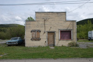 The Cadomin Photo Studio was documented in the Yellowhead County Municipal Heritage Survey and is currently be evaluated as part of the County's inventory project.