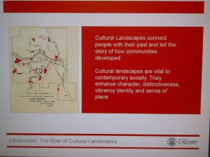 Cultural Landscapes Connect