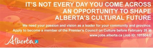 Premier's Council on Culture