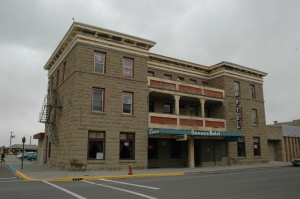 The Queen's Hotel, Fort Macleod, 2007. DSC_8336, Historic Resources Management Branch