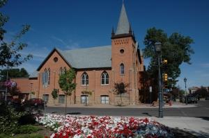 St  John's Presbyterian Church Medicine Hat