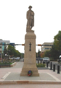 Red Deer Cenotaph