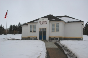 Little White School, St. Albert