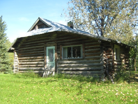 Shinning Bank Farm (Evaluated as part of the the Yellowhead County Municipal Heritage inventory project).