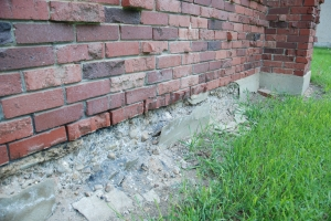 Foundation Problems (minor)