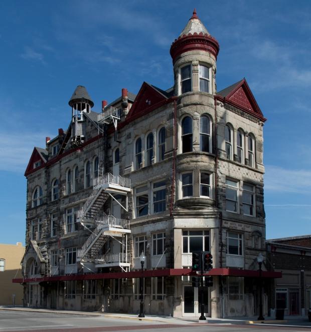 Missouri Trust Building in Sedalia, Missouri
