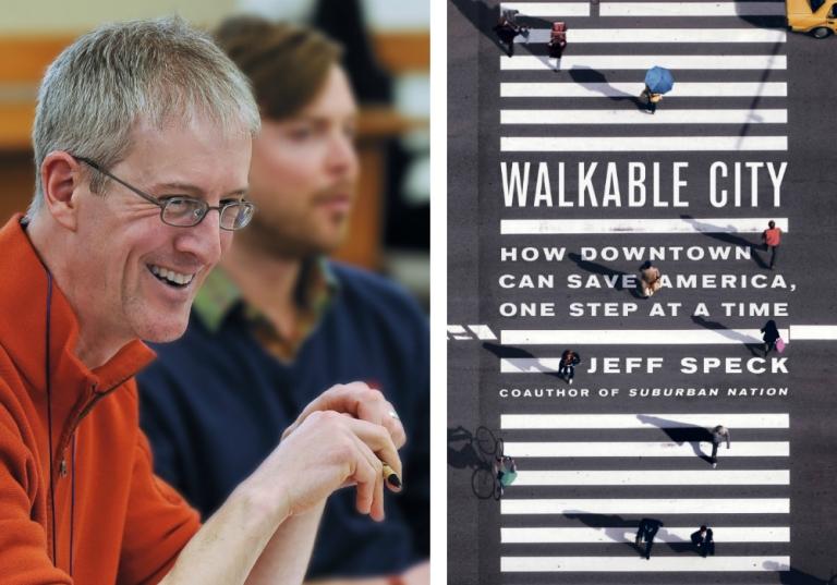 Jeff Speck, keynote speaker for opening plenary