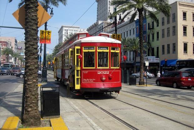 Canal Street Streetcar