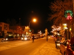 Main Street, Wainwright.