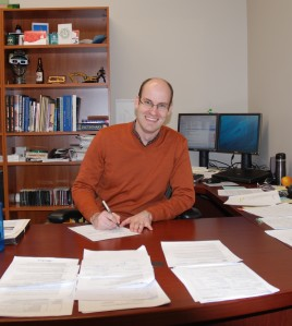 Matthew Wangler, Executive Director the Historic Resources Management Branch