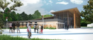 Proposed General Concept Design of the Interpretive Centre