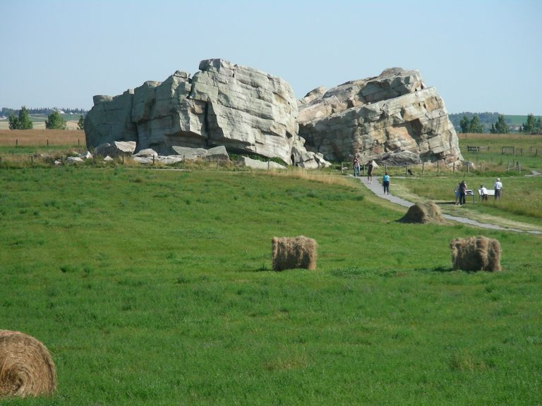 Okotoks Big Rock Erratic
