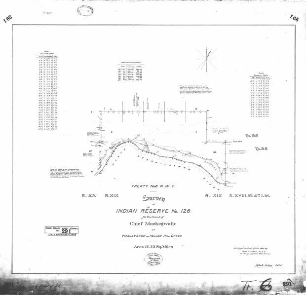 Victoria Trail Plan