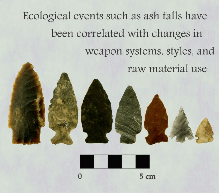 Projectile points in Alberta