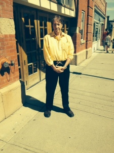 Jim Mountain, Director of Regeneration Projects for the Heritage Canada Foundation.