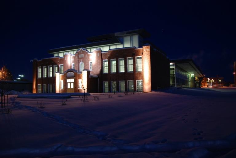 Grande Prairie High School