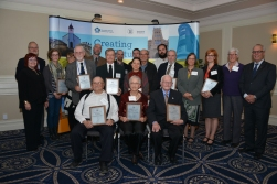 All the winners of 2014 Heritage Conservation Awards.