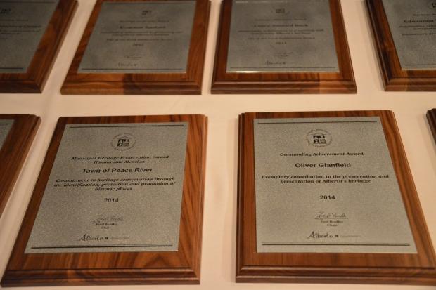 2014 AHRF awards
