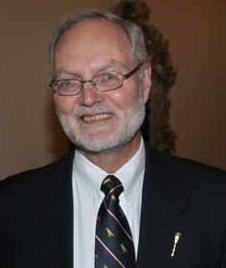 Fred Bradley, Chair, Alberta Historical Resources Foundation