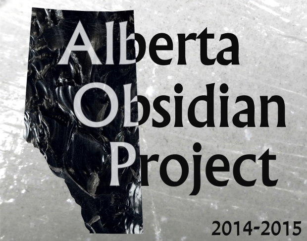 Members of the Alberta Obsidian Project would like to thank all the contributors who have made the initial year of the program a success.