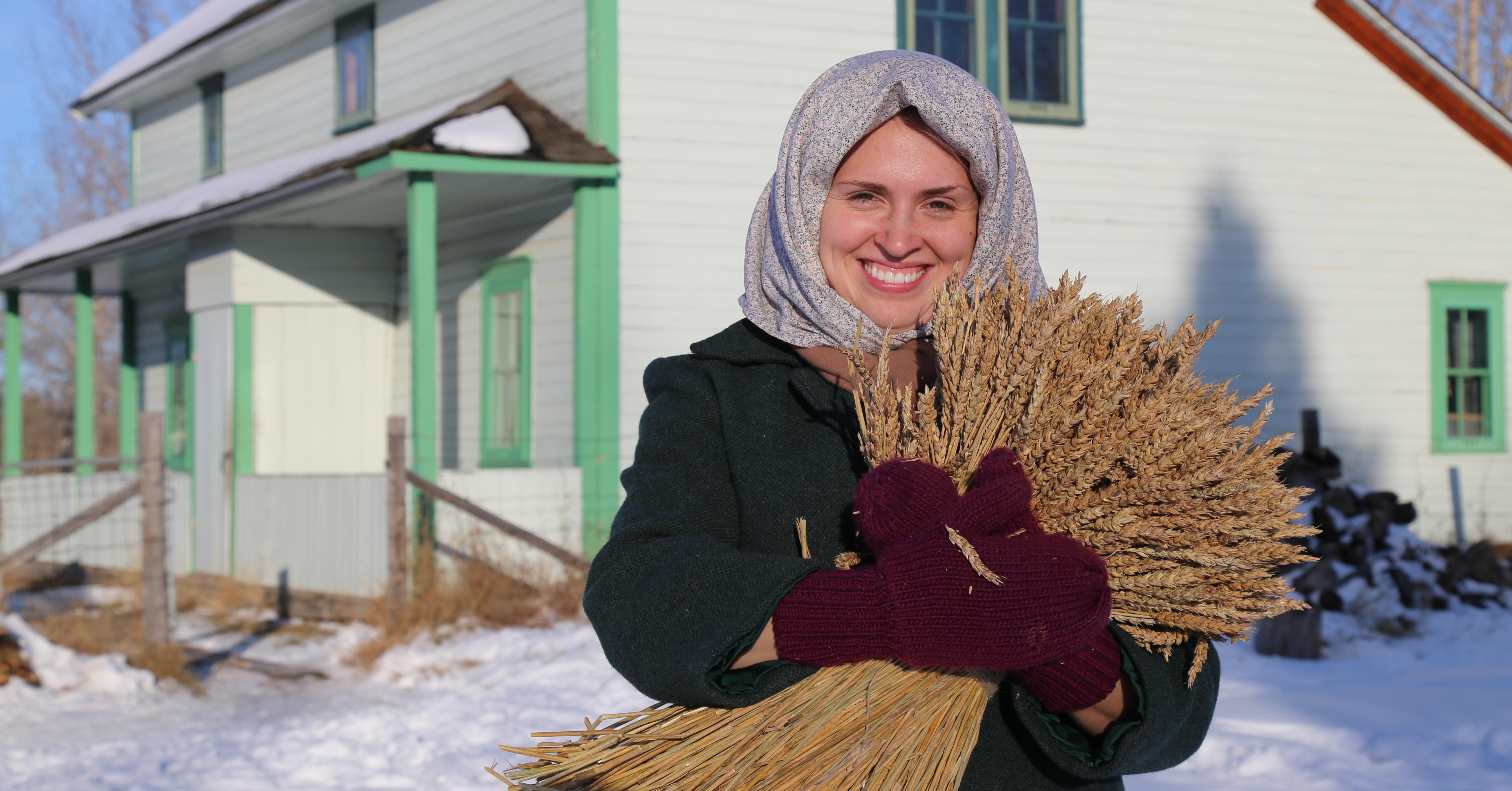 Photo Credit: Ukrainian Cultural Heritage Village