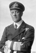 Vice Admiral Sir Cecil Burney. Image Source: Imperial War Museum, IWM (Q71928)