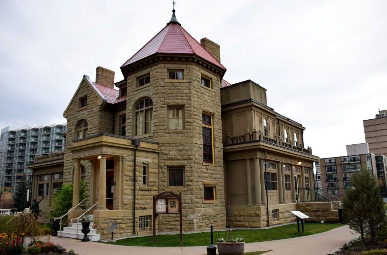 Senator Lougheed Residence, Calgary