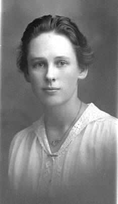 Marjorie Hill, ca. mid-1920s (University of Toronto, 2002-17-6MS)