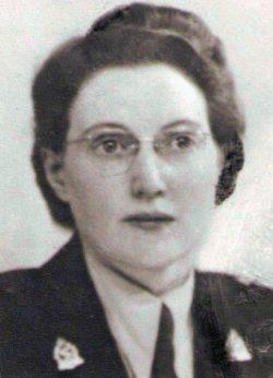 A Portrait of Service and Sacrifice: Nursing Sister Lieutenant Nora Hendry Peters1910-1944