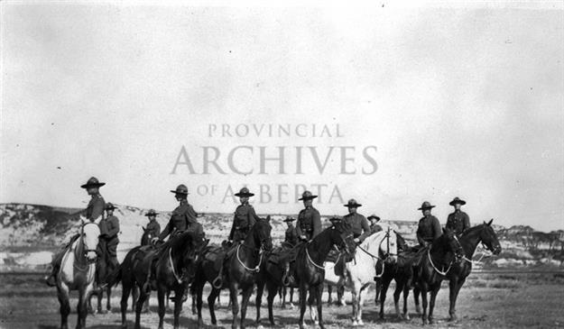 Law & Order in Coleman: The Alberta Provincial PoliceBuilding
