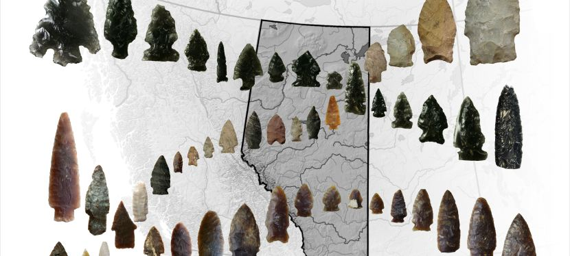 Connecting the Continent: Stone Tools in Alberta