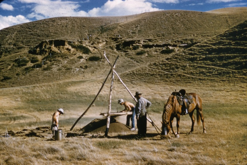 The Early Years of Archaeology in Alberta