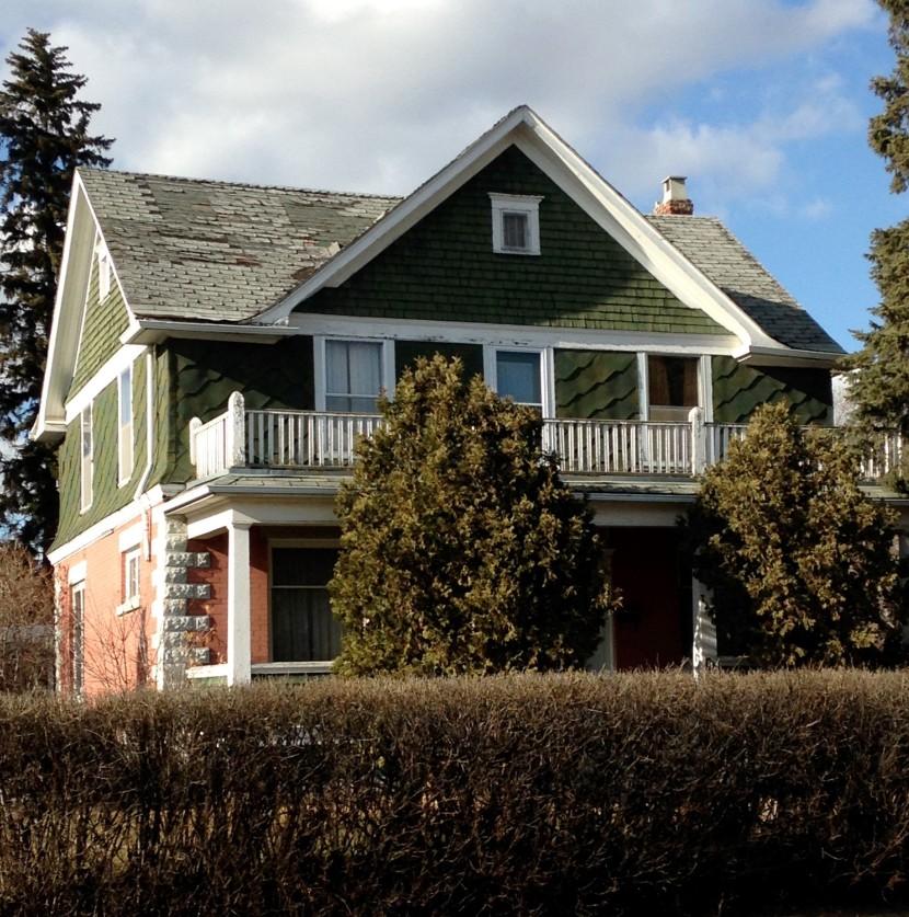 Kirkness House: Two EdmontonPioneers