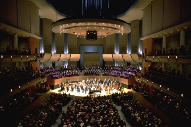 Francis Winspear Centre for Music, Edmonton (photo credit: EEDC).