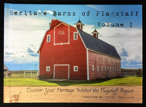 """Heritage Barns of Flagstaff: Volume I."""