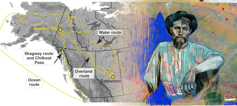 The Lure of Gold in Alberta's History: PartII