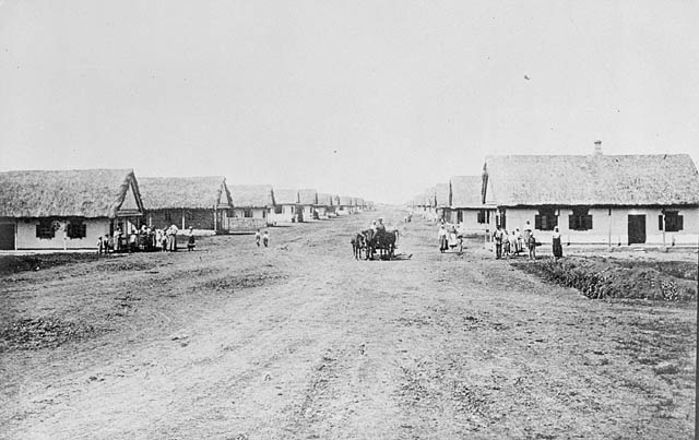 The Doukhobor Village of Vosnesenya