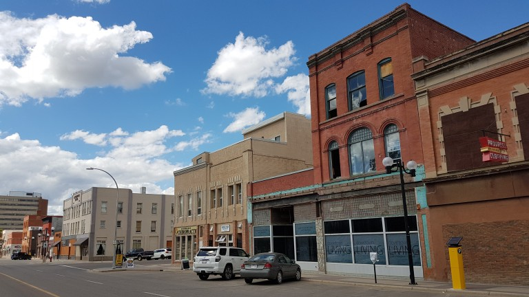 Bentley Block, Lethbridge, Alberta