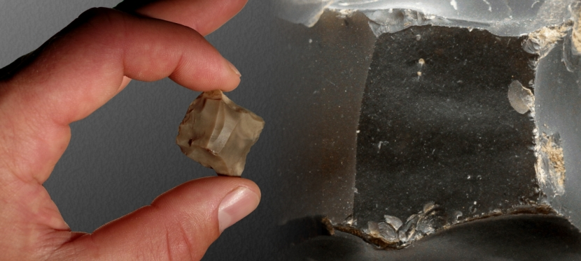 Flash in the pan: The archaeology of gunflints inAlberta