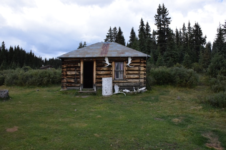 Historic Resources Management evaluated the cabin and recommended that it be designated a Provincial Historic Resource. The cabin was found to have heritage significance for its association with both the Dominion Forestry Branch and the Alberta Forest Service, for is role in the conservation of Alberta's forest resources and as an excellent and rare extant ranger patrol cabin.