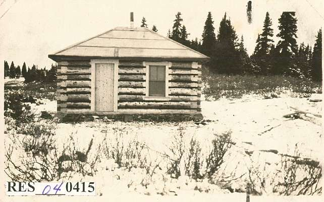 Alberta Agriculture and Forestry. Alberta Forest History Photographic Collection