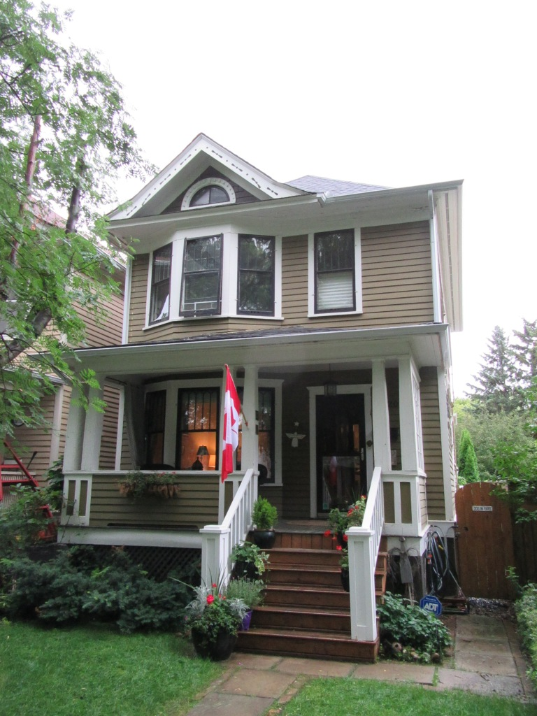 The Marshall Hopkins Residence is valued for its association with the early development of the Westmount neigbourhood during Edmonton's population boom in the pre-war period