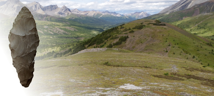 Alpine Archaeology and a Pre-contact Stone Quarry in Alberta's Rocky Mountains