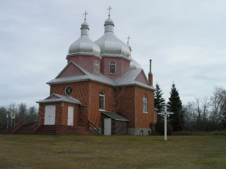 St. Nicholas Ukrainian Catholic Church of St. Michael