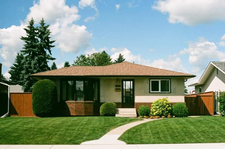 Home in Edmonton's Kilkenny neighbourhood. Source: Dane Ryksen.
