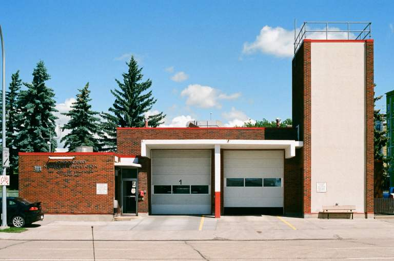 Fire Station Number 14