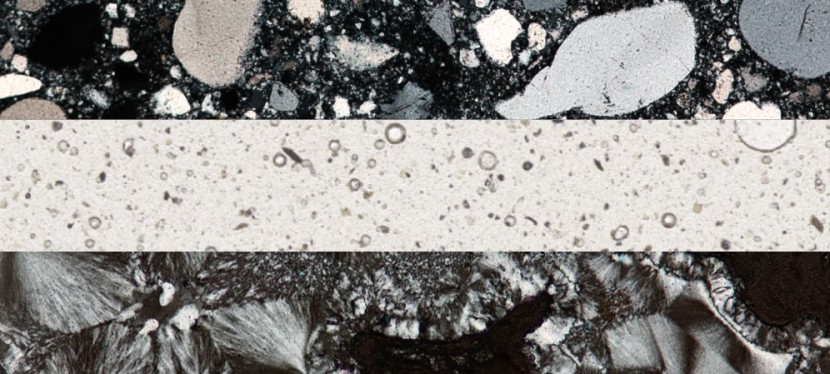Archaeology through a different lens: Thin section analysis of lithic materials